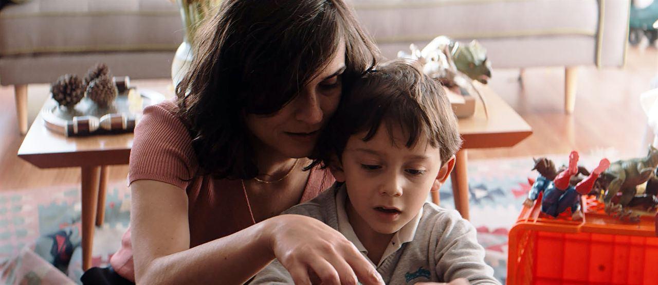 Une mère incroyable: Carolina Sanín
