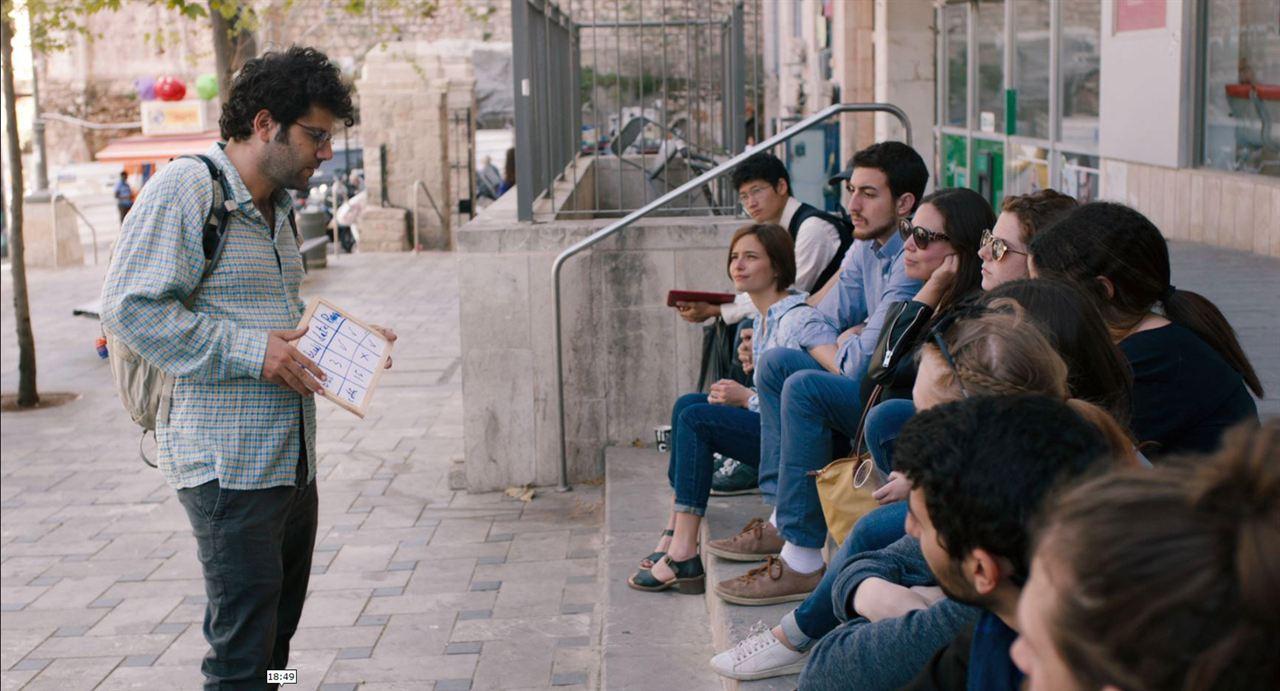 Né à Jérusalem (et toujours vivant) : Photo Yossi Atia