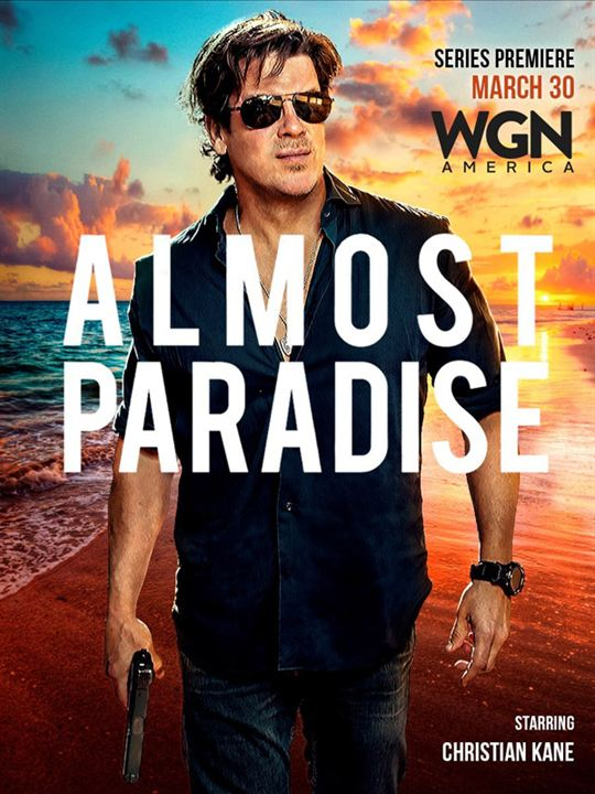 Almost Paradise : Affiche