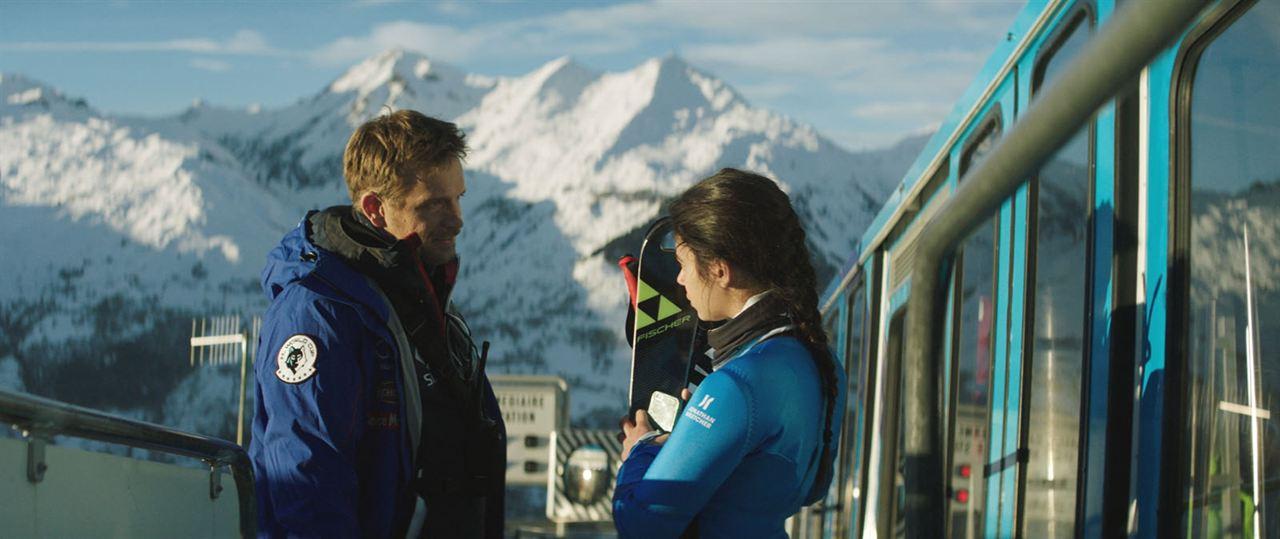 Slalom: Noée Abita, Jérémie Renier