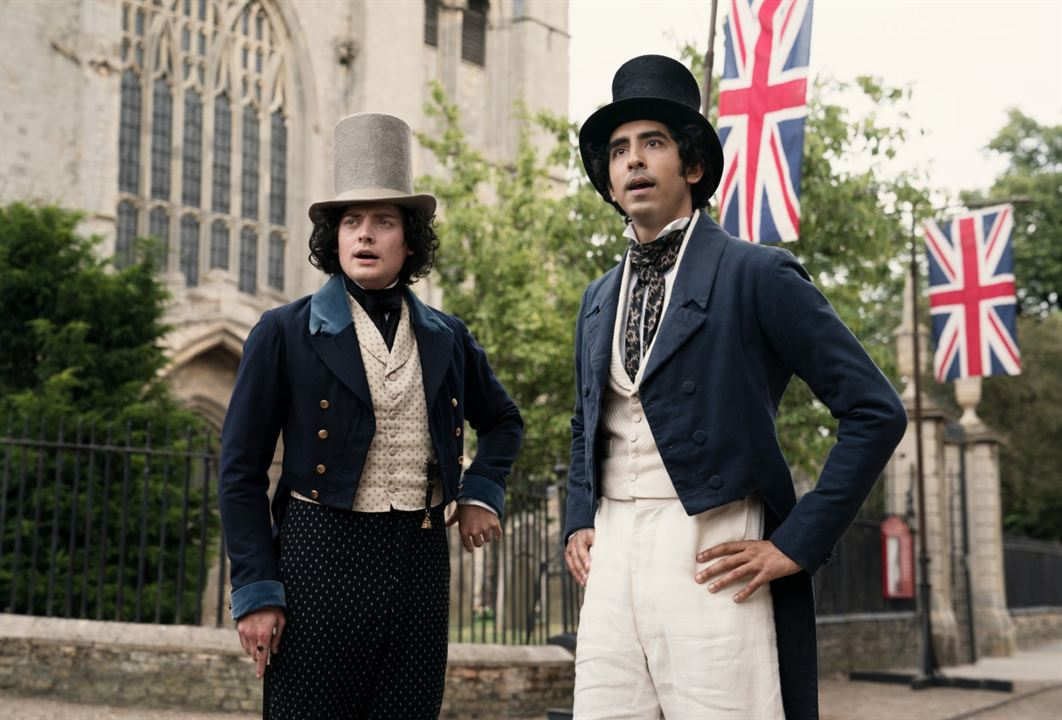 The Personal History Of David Copperfield : Photo Aneurin Barnard, Dev Patel