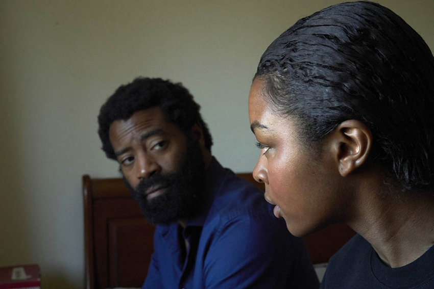 Photo Nicholas Pinnock, Yasmin Monet Prince