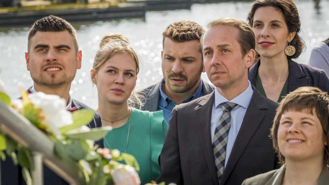 Un mariage sans fin : Photo Alicia von Rittberg, Edin Hasanovic
