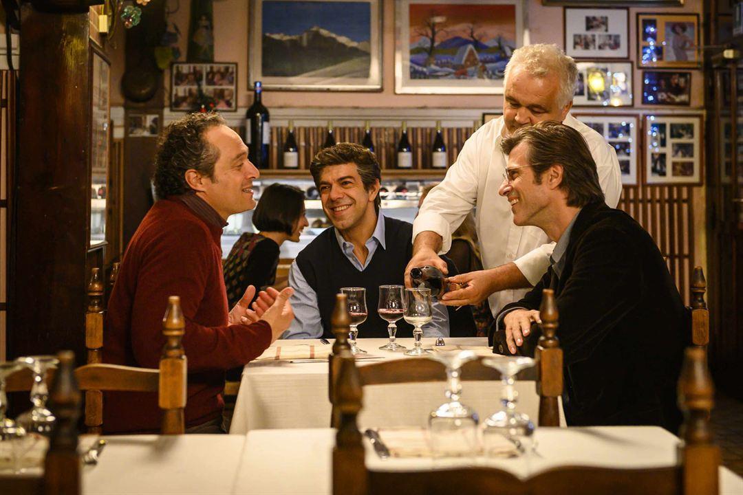 Nos plus belles années : Photo Claudio Santamaria, Kim Rossi Stuart, Pierfrancesco Favino