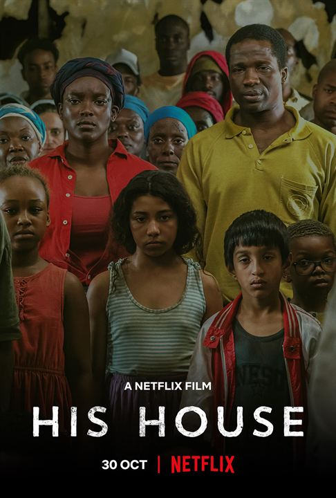 His House : Affiche
