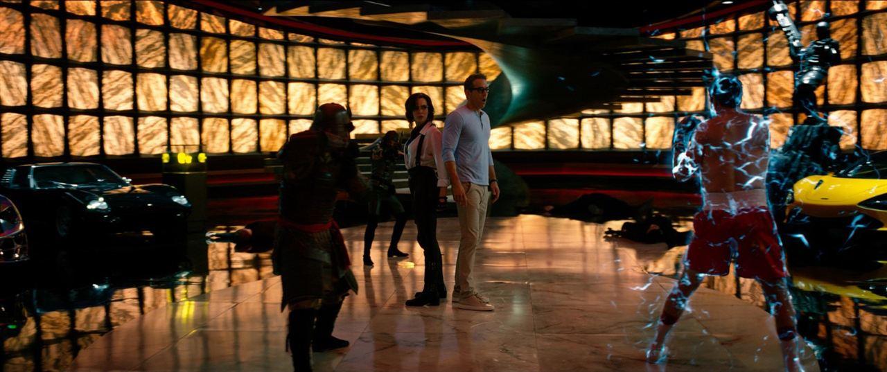 Free Guy : Photo Jodie Comer, Ryan Reynolds