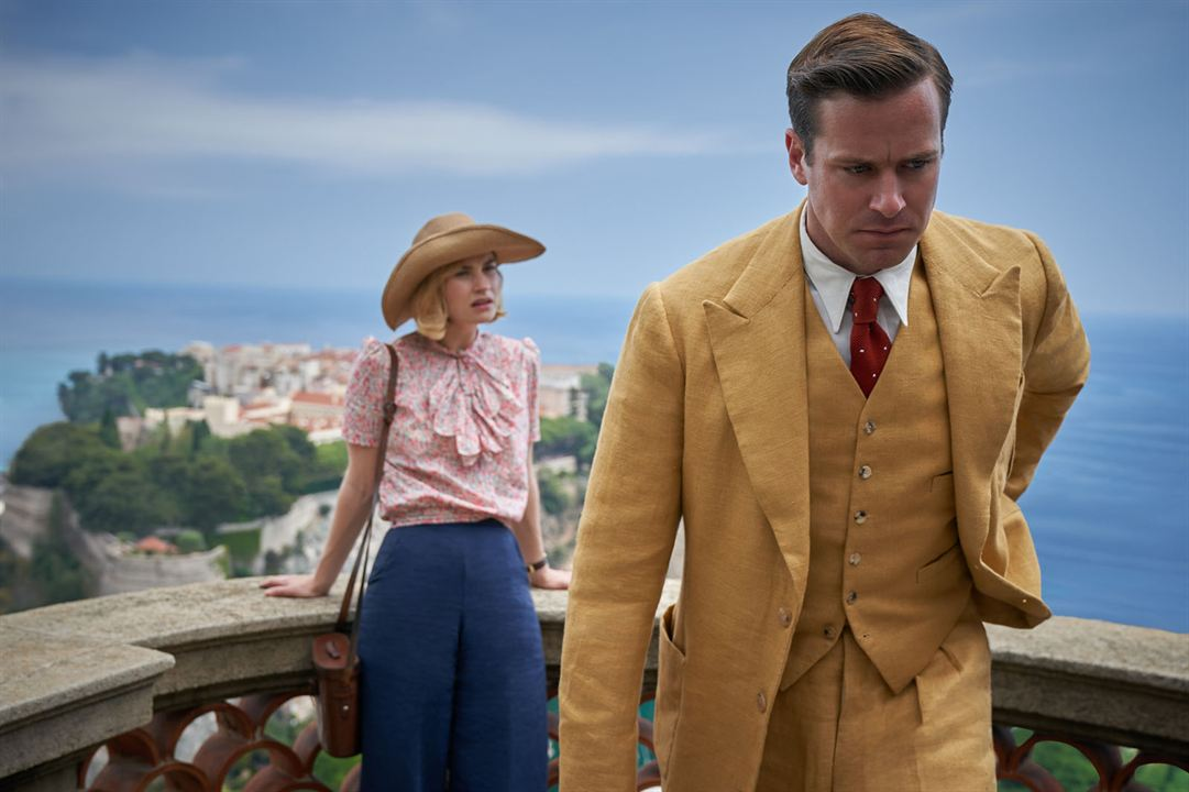 Rebecca: Armie Hammer, Lily James