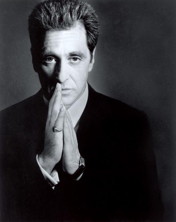 Le Parrain de Mario Puzo, épilogue : la mort de Michael Corleone: Al Pacino