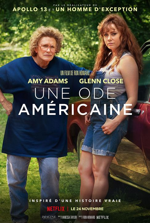 Une ode américaine : Affiche