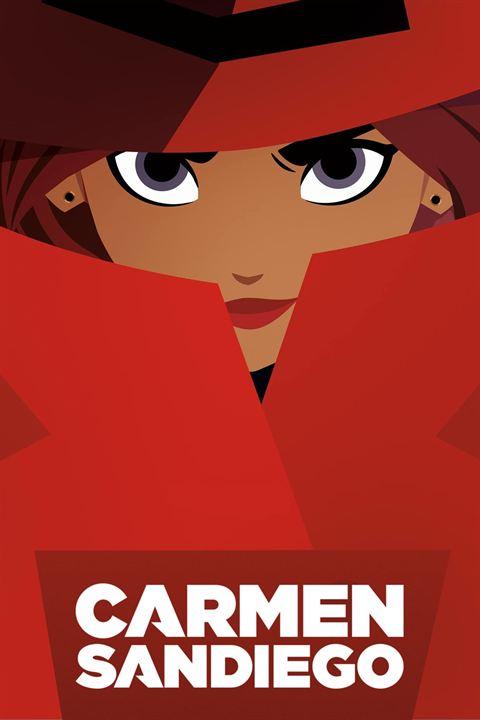 Carmen Sandiego : Affiche