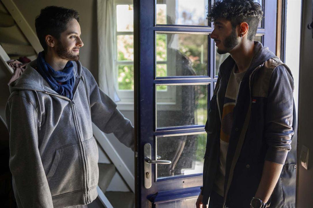A Good Man: Jonas Ben Ahmed, Noémie Merlant