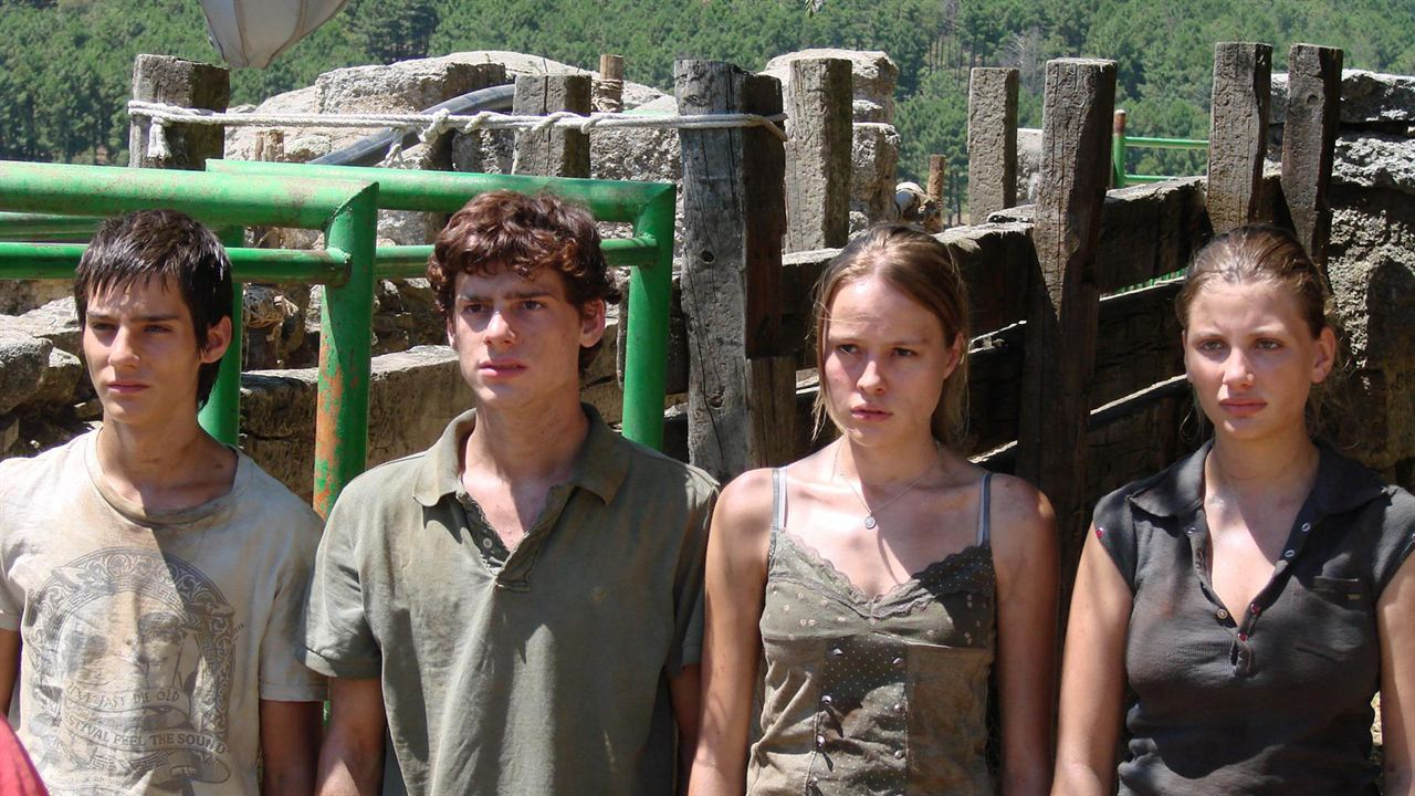 Photo Joel Bosqued, Miriam Giovanelli, Óscar Sinela