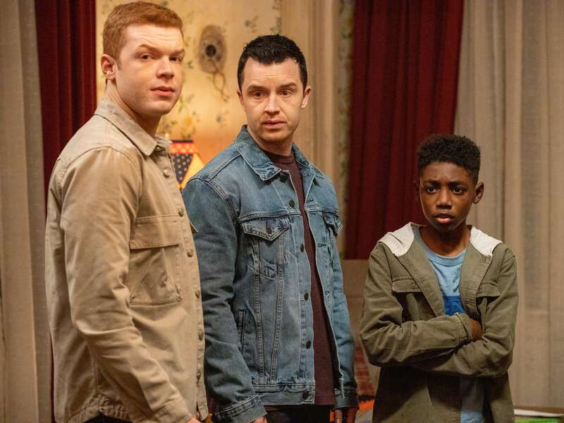 Photo Cameron Monaghan, Christian Isaiah, Noel Fisher