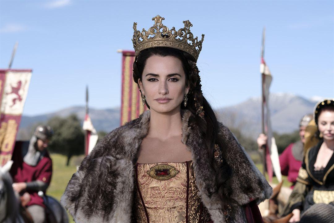 La Reine d'Espagne: Penélope Cruz