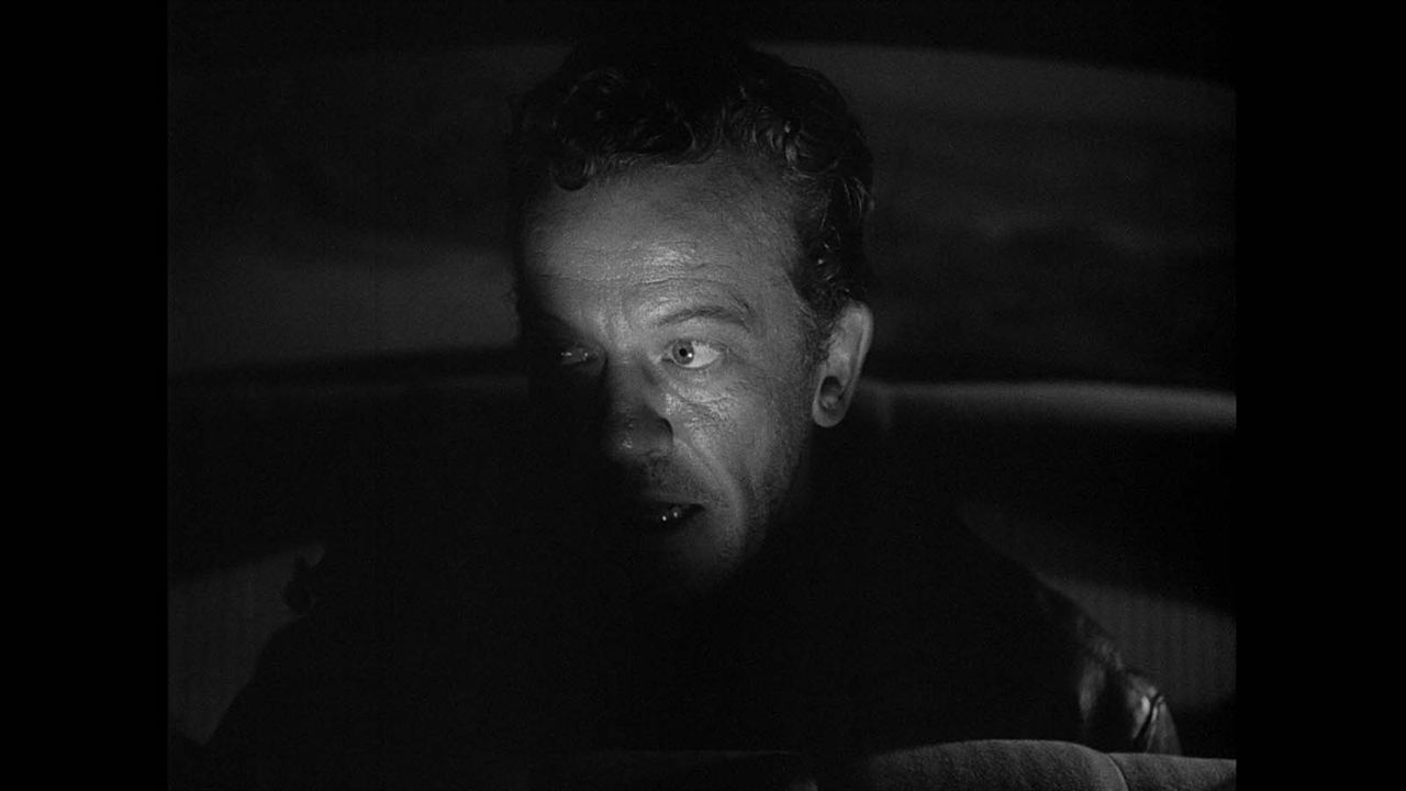 Le Voyage de la peur: William Talman