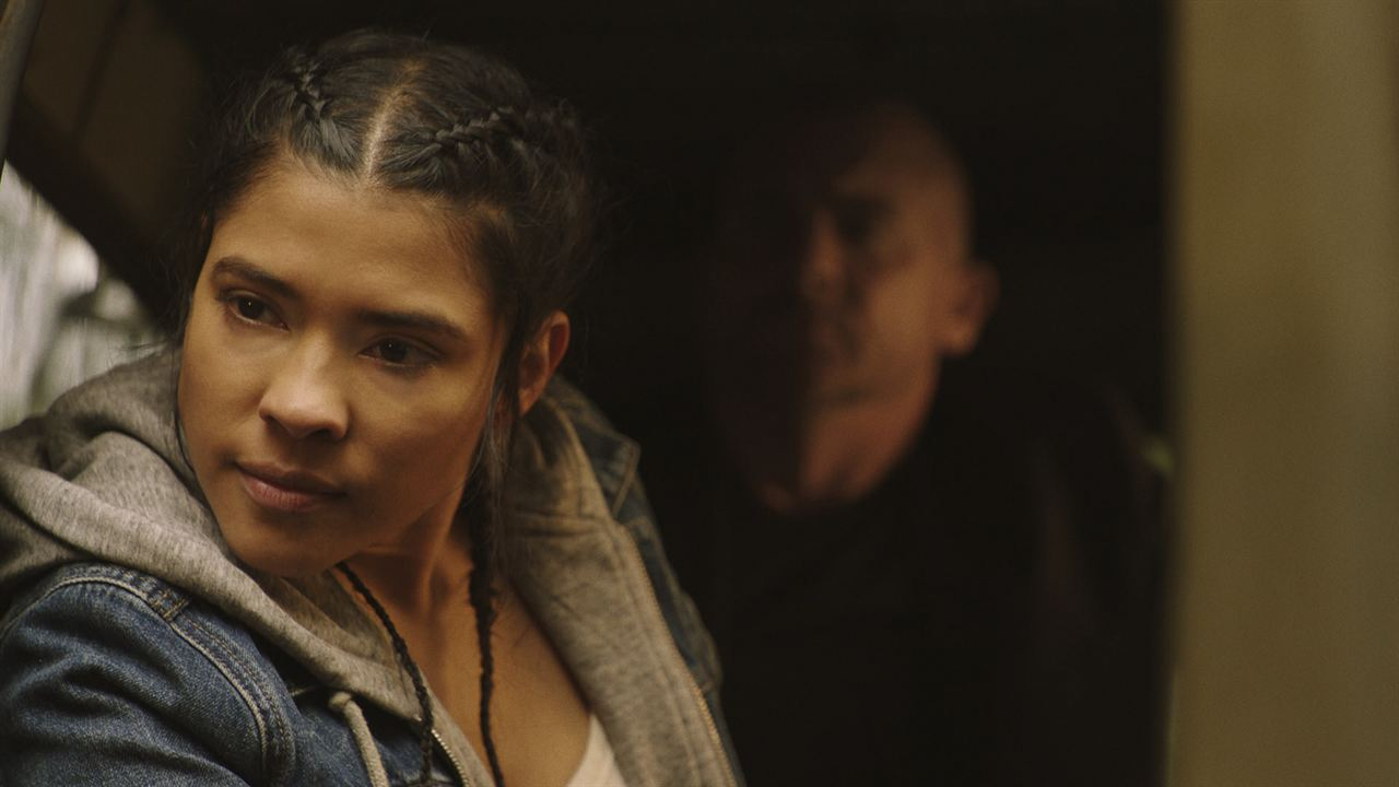 Photo Dominic Purcell, Lisseth Chavez