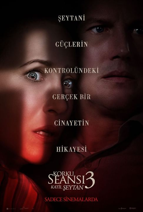 Conjuring 3 : sous l'emprise du diable Streaming VF
