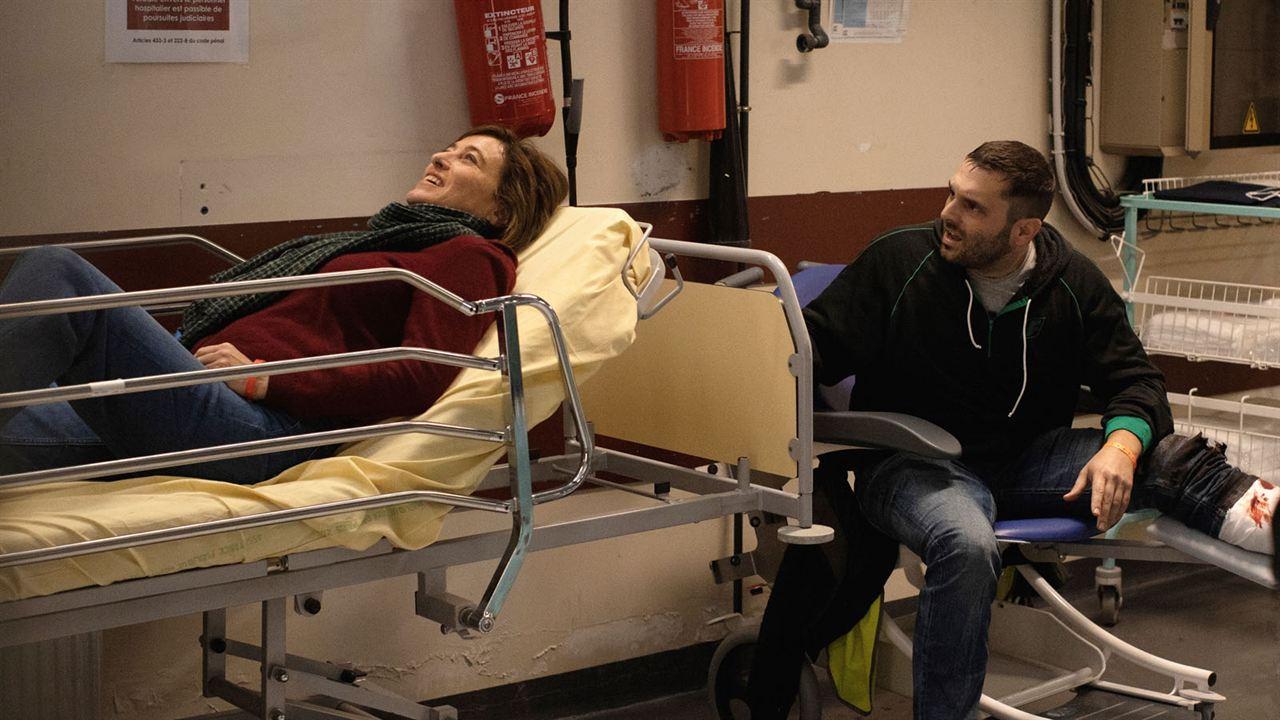 La Fracture: Pio Marmai, Valeria Bruni Tedeschi