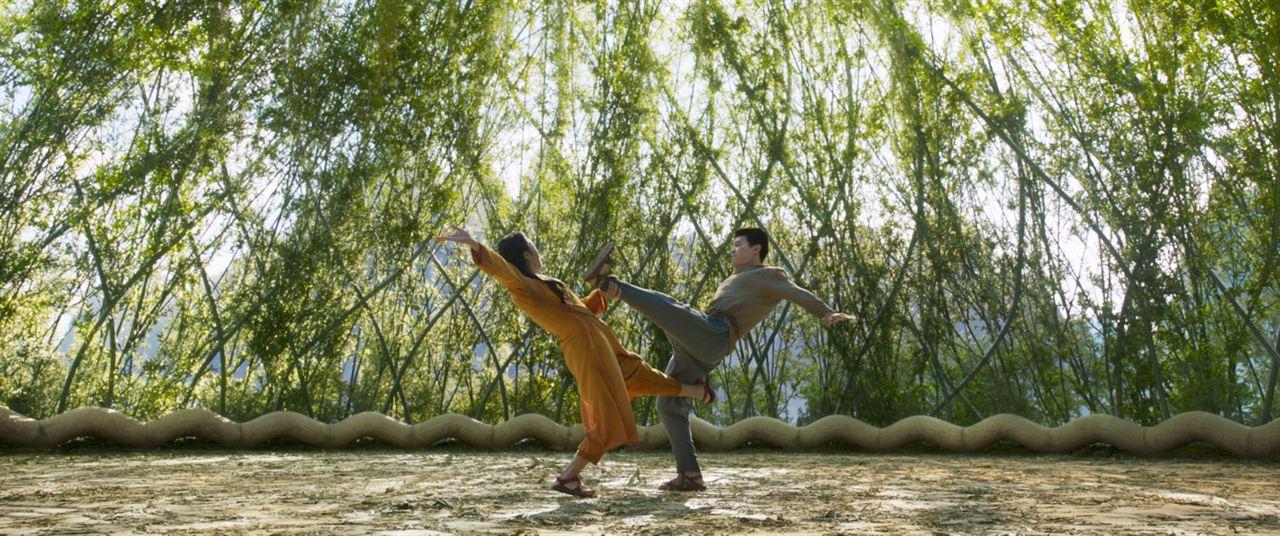 Shang-Chi et la Légende des Dix Anneaux: Simu Liu