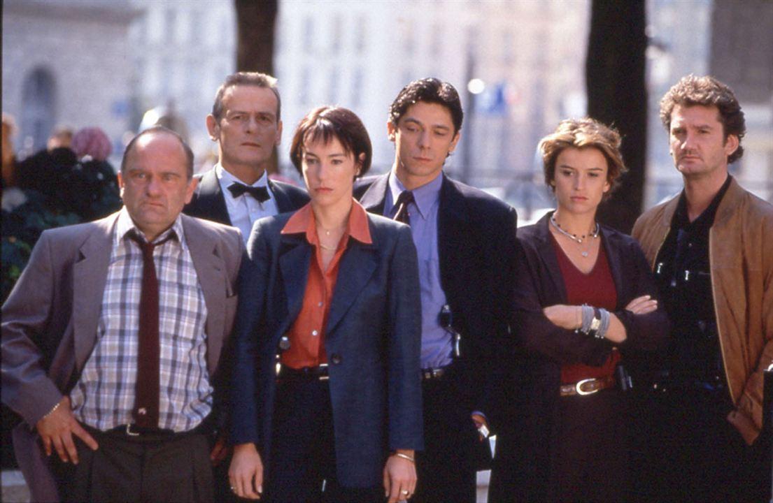 La Crim' : Photo Agathe de La Boulaye, Didier Cauchy, Dominique Guillo, Jean-Francois Garreaud, Teco Celio