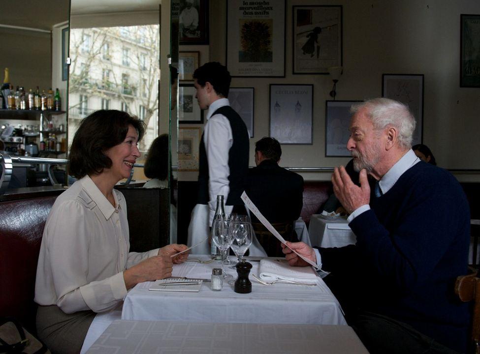 Mr. Morgan's Last Love : Photo Anne Alvaro, Michael Caine