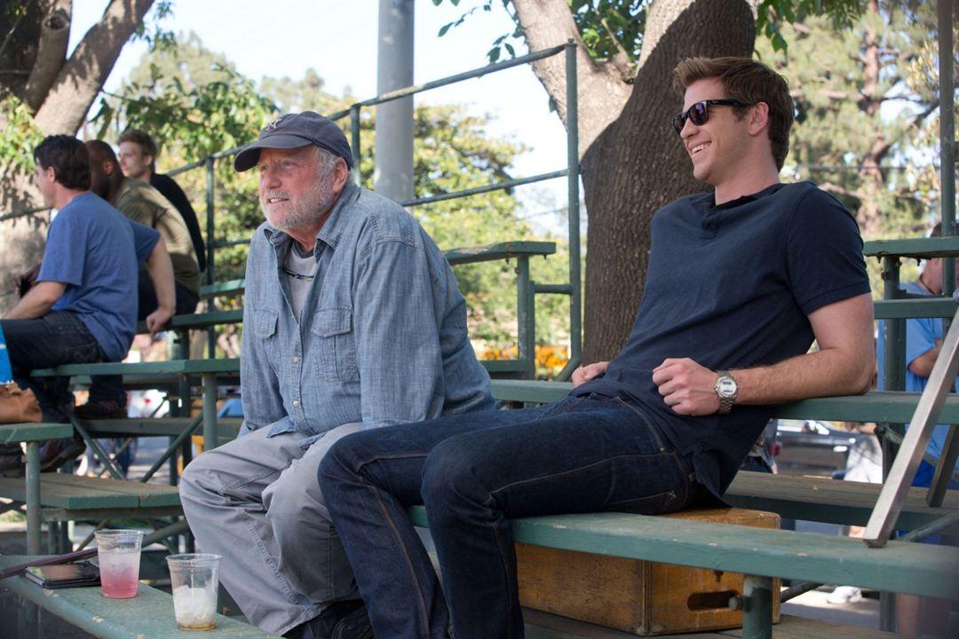 Paranoïa: Liam Hemsworth, Richard Dreyfuss