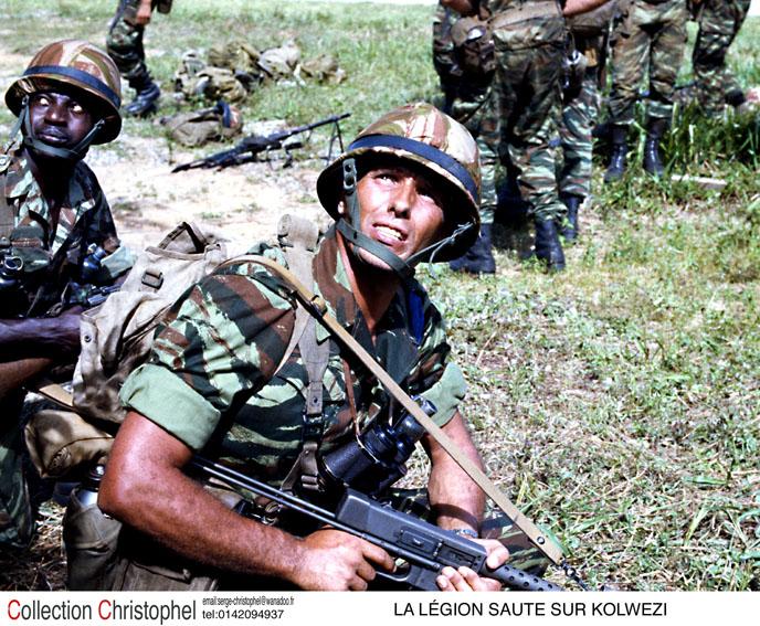 Photo du film La Légion saute sur Kolwezi - Photo 3 sur 5 - AlloCiné