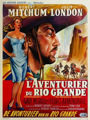 L' aventurier du Rio Grande