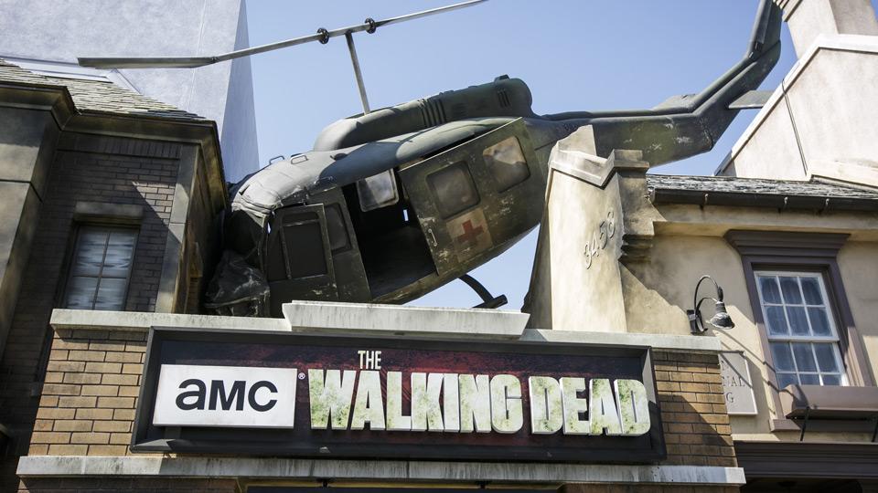 Walking Dead : on a testé l'attraction !