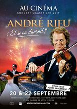 Concert d'André Rieu : Et si on dansait ? (CGR Events)