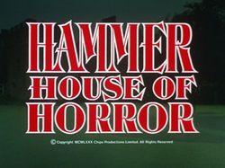 Affiche de la série La Maison De Tout Les Cauchemars