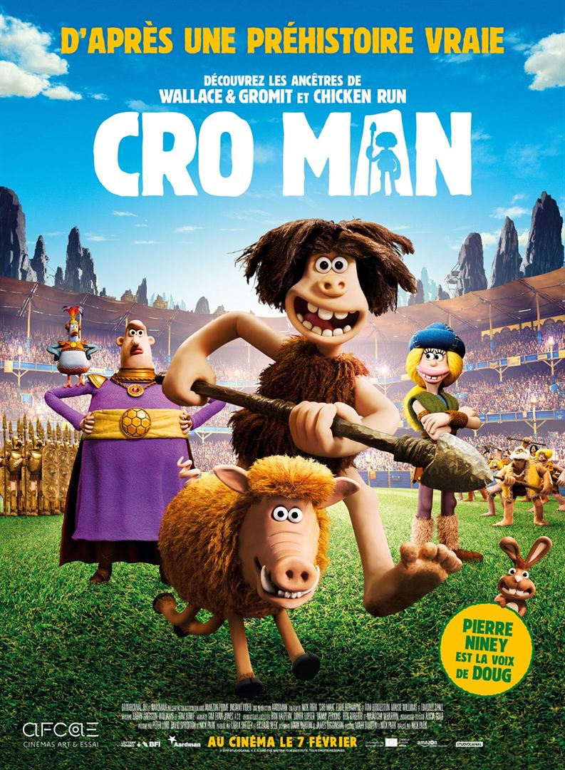 Cro Man Film en Streaming VOSTFR