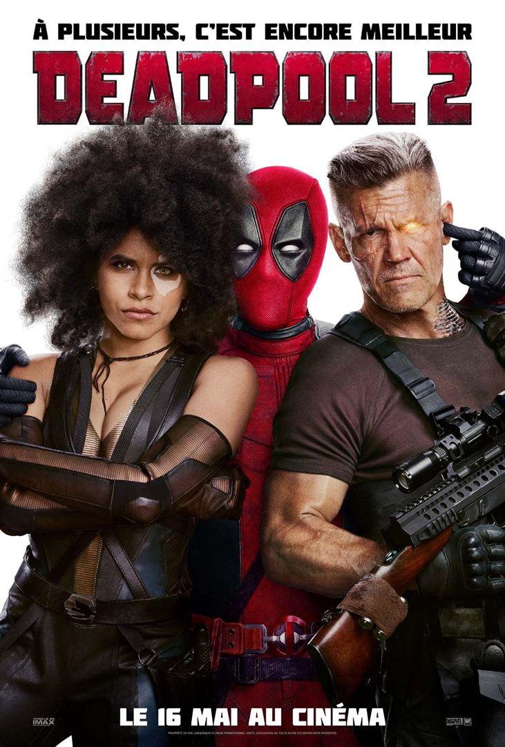 Deadpool 2 Film en Streaming Gratuit