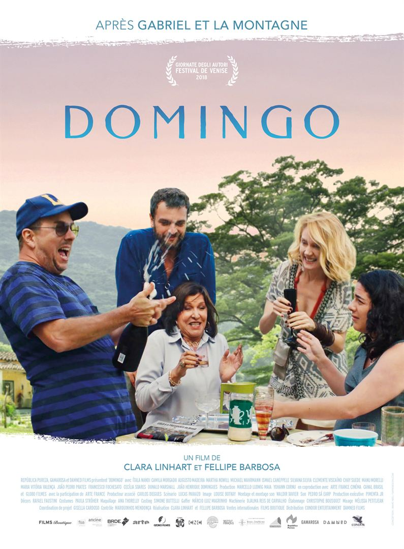 Domingo Film en Streaming VOSTFR