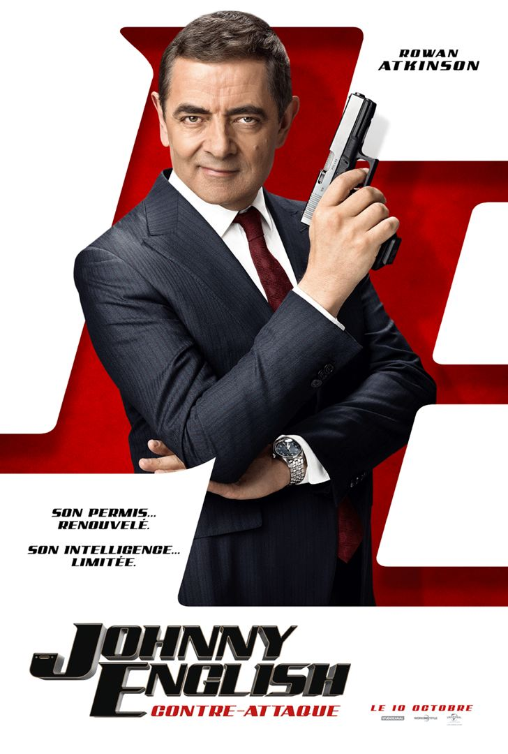 Johnny English Contre-Attaque Film en Streaming VF