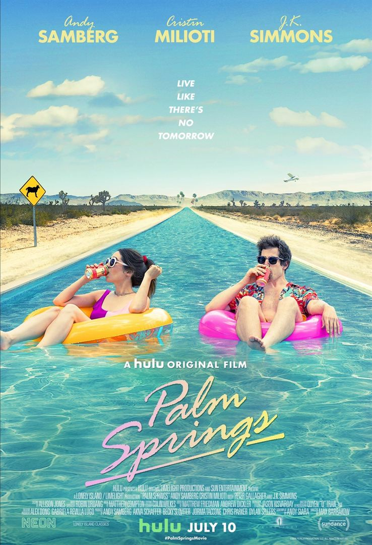 Affiche du film Palm Springs