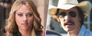 Scarlett Johansson et Matthew McConaughey sacrés au Festival de Rome !
