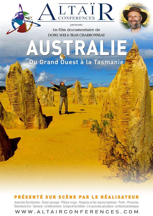 Australie, Du Grand Ouest à la Tasmanie
