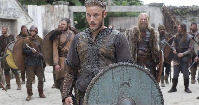 Vikings : photo Travis Fimmel