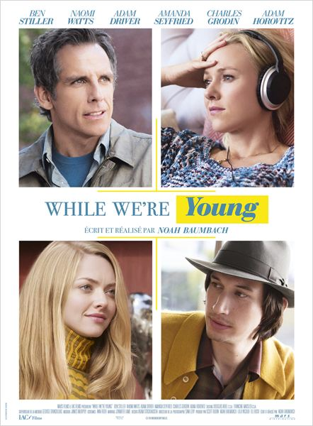 While We're Young ddl