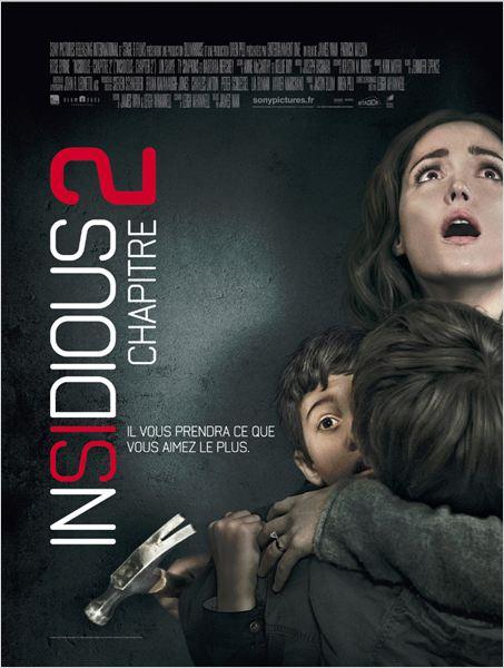 Insidious : Chapitre 2 ddl