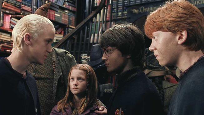 Harry Potter : une star de la saga rappe sur le nouvelalbum du groupe électro Trinix – Actus Ciné