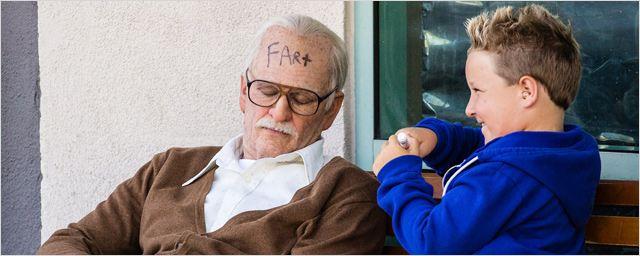 """Bad Grandpa"" sortira finalement en salles le ..."